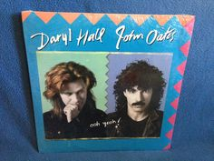 SEALED Vintage Daryl Hall & John Oates   Ooh by sweetleafvinyl