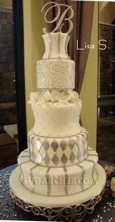 Wedding - SugarChef Cakes