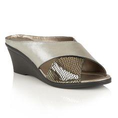 Lotus Trino casual sandals, Silver