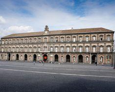 Palazzo Reale Napoli, Naples, Italy