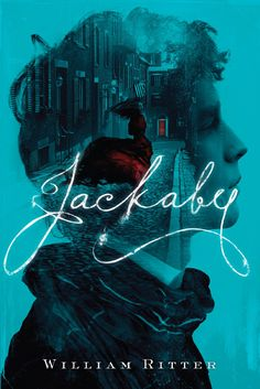Love this book cover! Jackaby by William Ritter