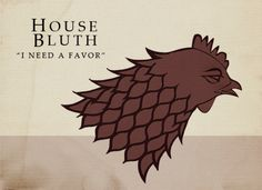 I must find this Game of Thrones/Arrested Development creationist brother and give them an awkward shoulder massage.