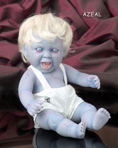 krypt dolls | Krypt Kiddies - Cuter Than Hell Demon Dolls! - The Green Head