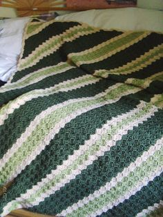 Ravelry: vanilla26's Corner to Corner Throw