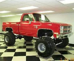 Nice Chevy 4x4