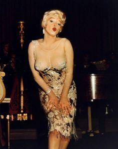 Marilyn. Some Like It Hot