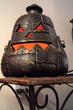 Steam Pumpkin Rides Again by Cherie Priest, via Flickr
