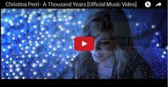 Watch: Christina Perri - A Thousand Years See lyrics here: http://twilightsagalyrics.blogspot.com/2012/04/thousand-years-lyrics-christina-perri.html #lyricsdome