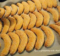 Κουλουράκια... γάλακτος - cretangastronomy.gr Greek Desserts, Greek Recipes, Fast Times, Hot Dog Buns, Biscotti, Gingerbread Cookies, Recipies, Baking, Ethnic Recipes