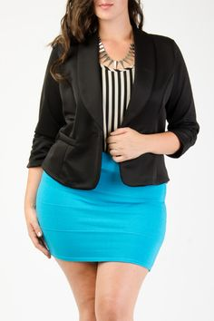 Plus Size Outerwear - Style for the curvy | G-Stage Clothing − G-Stage