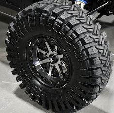 SUV Car tires Tires - Lego Thin Wall Tires with Lt Gray Rims ~ NEW ~ Truck 4