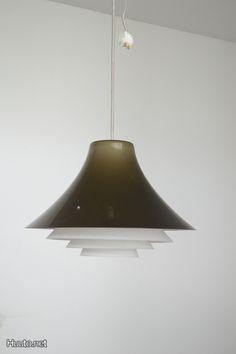 Acrylic Pendant by Yki Nummi.