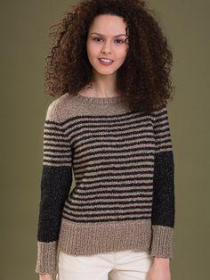 Spirit Pullover Knit Pattern - Purchase Pattern