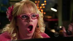 """She has a good O face. 