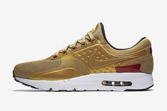 newest collection 4fcaf 57a20 Nike Air Max Zero (Metallic Gold) Air Max Zero, Air Max 97,