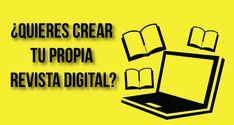 ¿Estás interesado en producir tu propia revista digital