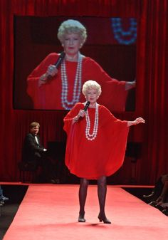 elaine stritch in my perfect outfit.