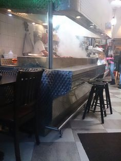 "Umut 2000 (Dalston, London, UK) : ""...a true open charcoal grill restaurant (ocakbasi).  It is a friendly place, a world away from the average kebab house...."" ~ Umut2000.com"