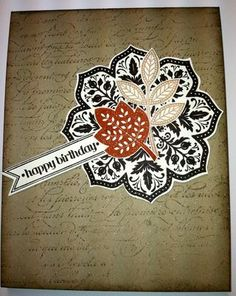 Day of Gratitude Birthday Card
