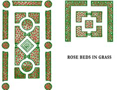 Rose Garden Design Service David Austin Roses ogrd