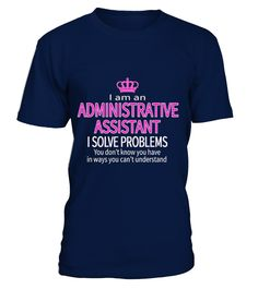 Administrative Professional Assistant D  #gift #idea #shirt #image #funny #humanrights #womantee #bestshirt