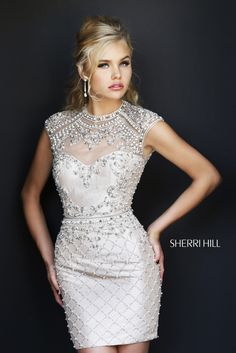 Sherri Hill 4304 Las Vegas Wedding Dress Prom Dresses Y Homecoming