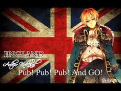 Pub and Go-English Lyrics.. I love this song so much.. I learned it on the piano. XD