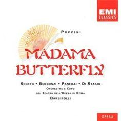 Madama Butterfly [CD] : Òpera en tres actes composta per Giacomo Puccini i llibret en italià de Giuseppe Giacosa i Luigi Illica. Estrenada al Teatro alla Scala de Milà l'any 1904. Estrena al Gran Teatre del Liceu el 10 de desembre de l'any 1909.