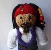 Jack Sparrow - via @Craftsy