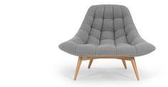 Kolton Chair, Whisper Grey