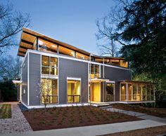 RainShine House, Decatur, Ga. - Custom Home Magazine