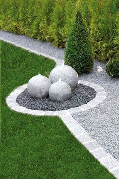 Magical Side Yard And Backyard Gravel Garden Design Ideas - Googodecor - Magical Side Yard And Backyard Gravel Garden Design Ideas - Googodecor - - 115 amazing front yard landscaping ideas to make your home more awesome page 28 Back Gardens, Outdoor Gardens, Gravel Garden, Garden Pond, Veg Garden, Garden Edging, Easy Garden, Vegetable Gardening, Design Jardin