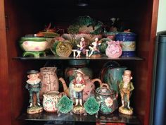 My majolica collection - part #2