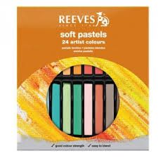 Reeves GIS PASTEL seco