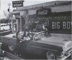 Glenway Ave. Frisch's 1951