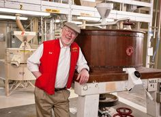 Meet the Man Behind Bob's Red Mill: Food + Cooking : gourmet.com