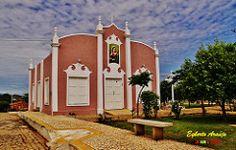 """Riacho da Cruz - RN (3). Igrejade Santa Luzia. (Egberto Araújo) Tags: """"brasil"""" """"nordeste"""" """"rio grande do norte"""" """"oeste potiguar"""" """"microrregião de pau dos ferros"""" """"riacho da cruz"""" """"cidades brasileiras"""""""