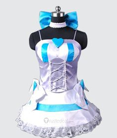 Panty & Stocking with Garterbelt Stocking Anarchy Stocking Angel Cosplay Costume - Anime Cosplay Costumes - Trustedeal.com