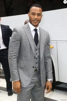 Black Celebrities with Handsome Black Actors with Beards Fine Black Men, Gorgeous Black Men, Handsome Black Men, Fine Men, Beautiful Men, Black Men In Suits, Black Man, Pretty Black, Black Actors
