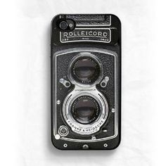 Vintage Camera iphone Case -  iPhone 4/4S case by CRAFIC