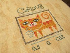 Curious as a Cat *Ⅱ* ☆完成☆の画像:ねこのぽっけ