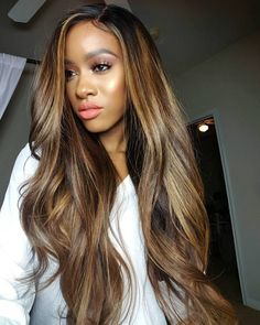 10 Black Girls Hairstyles and Color Ideas for Women in 2018 .- 10 Black Girls Hairstyles and Color Ideas for Women in 2018 (Hairstyles & Hair Color for long, medium short hair) 10 Black Girls Hairstyles and Color Ideas for Women in 2018 - Sew In Hairstyles, Straight Hairstyles, Wedding Hairstyles, Cabelo Ombre Hair, Curly Hair Styles, Natural Hair Styles, Blonde Lace Front Wigs, Lace Hair, Gorgeous Hair
