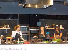 The Beesley Buzz: Our amazing day at Waitrose Cookery School
