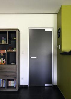 Mat glazen deur - ANYWAYdoors