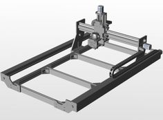 Clasimex.com CNC Router V6 Router CNC Projects Wood Topics