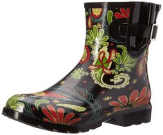 Nomad Women's Droplet Rain Boot >>> Find out more details by clicking the image : Rain boots