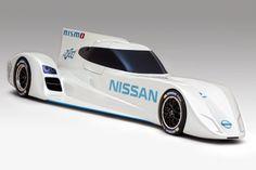 Nissan ZEOD RC Le Mans 2014.