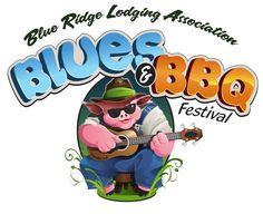 September 14, 2013: Blue Ridge Blues and BBQ Festival in #Georgia.