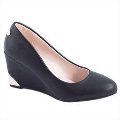 Pantofi dama negri C1-3N - Reducere 50% - Zibra