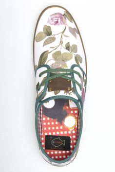 Spam 2 Fish N Chips shoes / By Base London